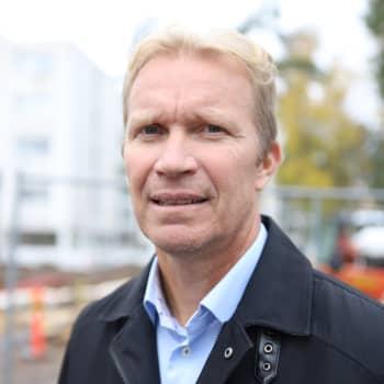 Urheiluopistoa uudistava Mika Anttonen: Vierumäellä suosikkipaikkani on savusauna