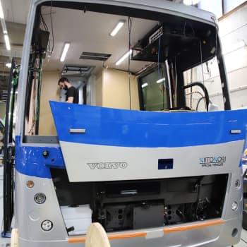 Ajoneuvovalmistaja Kiitokori etsii uutta liiketoimintaa sähköautomarkkinoilta