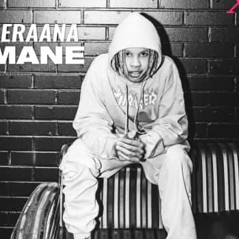 Sexmane vieraana: Tuoreen Sextape-albuminsa julkaissut rap-lupaus haastattelussa