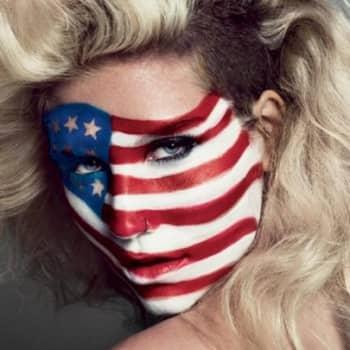 Haastattelussa Kesha