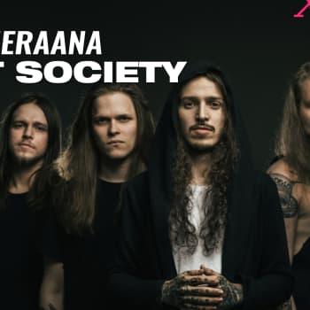 """Lost Society vieraana: """"Seuraava levy on parasta Lost Societya, jota maailma on ikinä kuullut"""""""