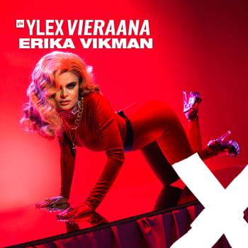 """Erika Vikman vieraana: """"Olemme kaikki samassa syntien veneessä, mennään sinne juhlimaan yhdessä"""""""