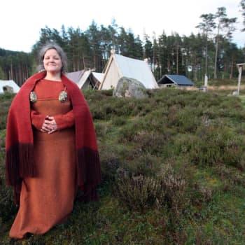 Olemmeko me suomalaiset viikinkejä?