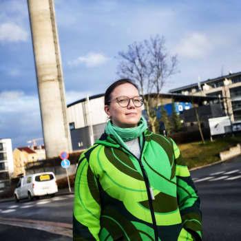 Nytt kloakrör har byggts med miljövänliga metoder i Åbo
