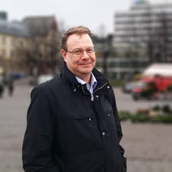 """Professor Marko Joas: """"Klimat- och miljöfrågor blir viktiga i kommunalvalet"""