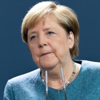 Merkel: Jul med restriktioner i Tyskland