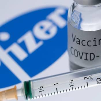 Storbritannien blir det första landet att ta i bruk Pfizer-Biontechs vaccin