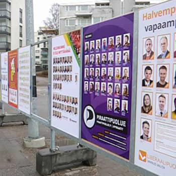 Ajantasa: Professori Paloheimo: Vaalikenttien raivo haittaa edustuksellisen demokratian kehitystä