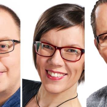 Ajantasa: Kirjailija Miki Liukkonen vaatii suomalaisen kirjallisuuden uudistamista