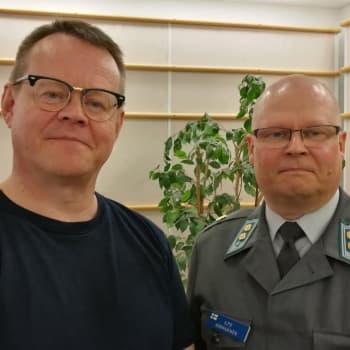 Kuka kukin on Suomen merivoimissa