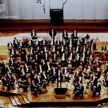 Sinfoniaorkesterin soitinten nimet