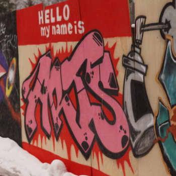 Graffitit viestintänä