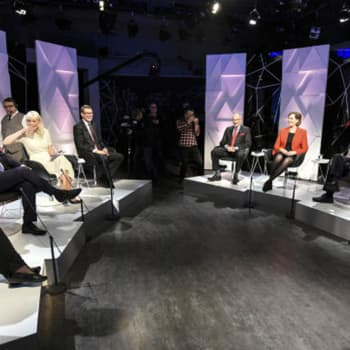 Presidentinvaalien retoriikka puntarissa