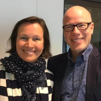 YLE Kymenlaakso: Niina Kotro ja Pekka Soranummi kertovat mikä kanttorin työssä on parasta