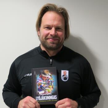 Lyöjäkuningas Sami Joukainen halusi kertoa tarinansa