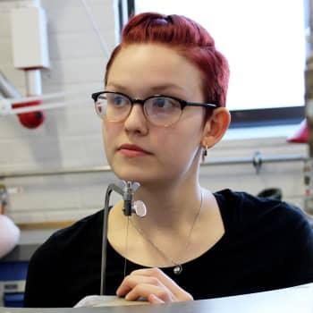 Nuori artesaani opinnoistaan: Ei siinä kolmea vuotta hukkaan heitä