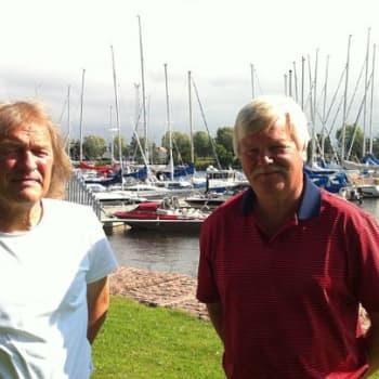 YLE Kymenlaakso: Kotkalainen The Walkers keikkailee edelleen