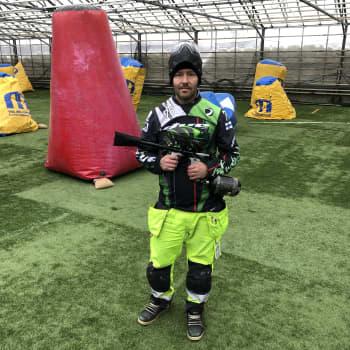 Suomen paintballin huiput treenaavat Kotkassa