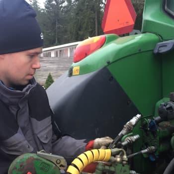 YLE Kymenlaakso: Maanviljelijä menneestä satovuodesta: En muista toista vastaavaa