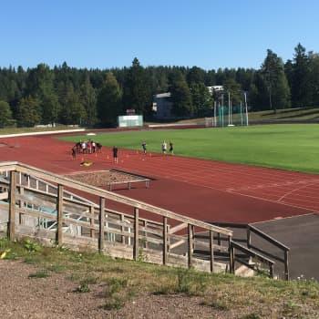 Kouvolan Urheilupuisto kaipaa uutta kehittämisvisiota