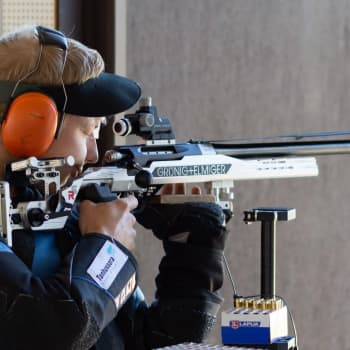 MM-ampuja Aleksi Leppä tähtää Tokioon vuonna 2020