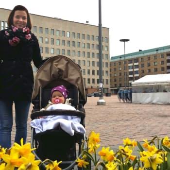 Radio Suomi Kotka: Marita Numminen yhdistää sujuvasti äitiyden ja yrittäjyyden