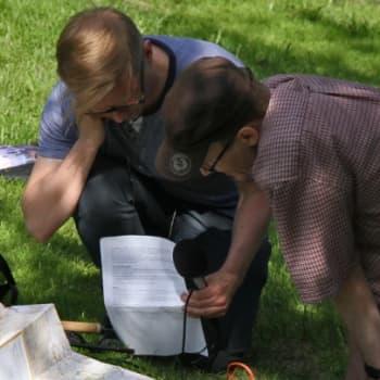 Metsäradio.: Retkisarja OSA 2, vaellustaitojen opettelua