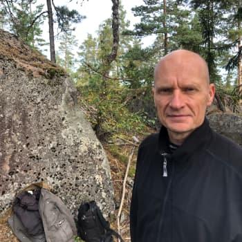 Metsäradion henkilökuvassa Hannu Laakso