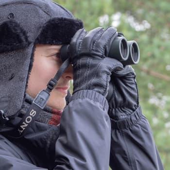 Eetu Paljakka on vuoden nuori lintuharrastaja
