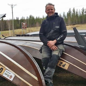 Metsäradio.: Lohikausi käynnistyi Tornionjoella