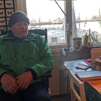 Kalastusmestari Pekka Ilmarinen Metsäradiossa