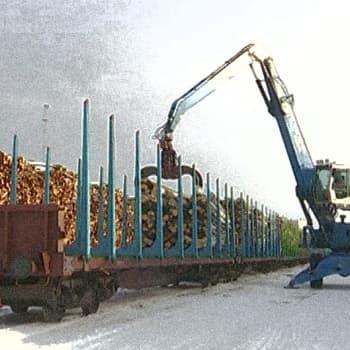 Metsäradio.: Suomen nykyaikaisin raakapuuterminaali