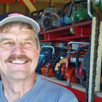 Metsäradio.: Matin 500 moottorisahaa