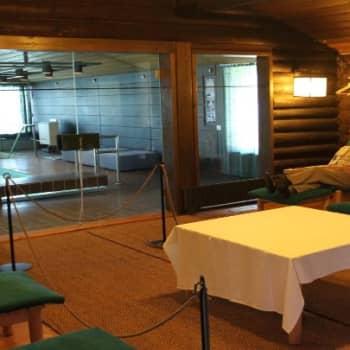 Metsäradio.: Tamminiemen saunassa keskusteltiin
