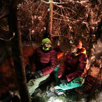 Metsäradio.: Yö viiden lumitähden hotellissa