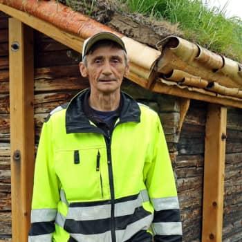 Metsäradio.: Kalastajasaamelaisten rakennuksia kunnostetaan