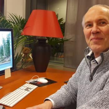 Metsäradio.: Timo Kujala suosii metsissään yläharvennushakkuita