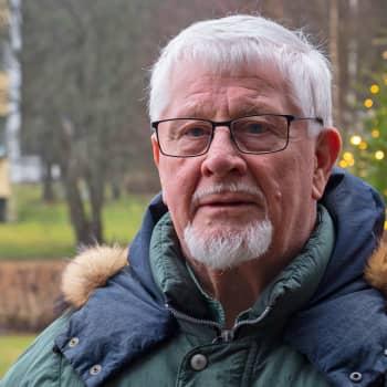 Metsäpaloasiantuntija Mike Jurvelius Metsäradiossa