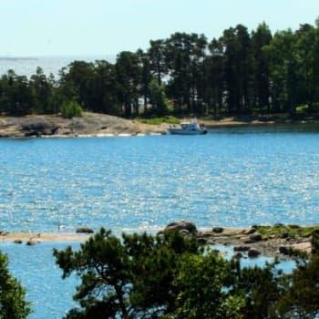 Metsäradio.: Retkeilyä Kopparnäsin-Störsvikin alueella