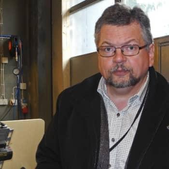 Metsäradio.: Jyväskylässä suunnitellaan mönkijän lisävarusteita