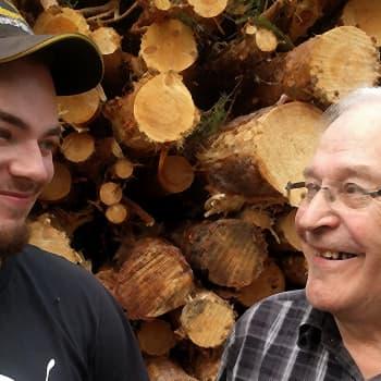Juhani Pelttarin mietteitä metsätöistä