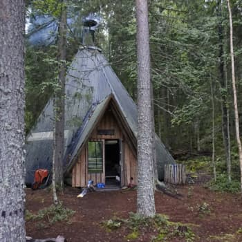 Metsäradio.: Tervaksia filmipurkissa
