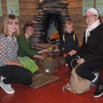 Metsäradio.: Tunturi-Lapin luontokeskuksessa