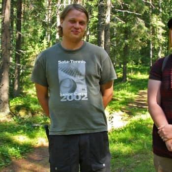 Metsäradio.: Hyytiälän metsäaseman kenttäkurssilla