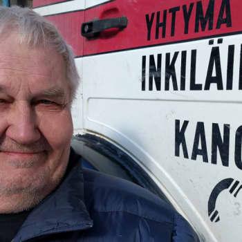 Metsäradio.: Puuautomies Pentti Inkiläinen