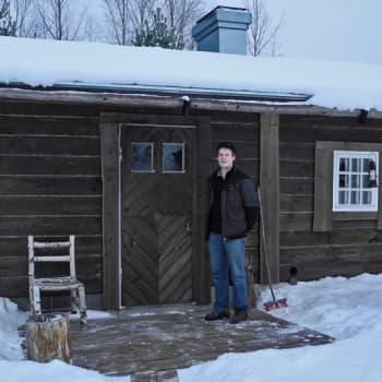 Metsäradio.: Ulkosaunan lumoissa
