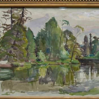 Metsäradio.: Metsä taiteessa