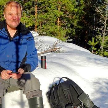 Metsäradio.: Kari Rantanen on lähilöytöretkeilijä