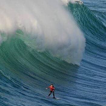 Maailman suurimmat aallot