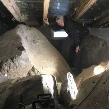 """Mikko Kanninen remontoi 90-vuotiasta taloa - """"Vanhaa taloa pitää koko ajan vahtia"""""""